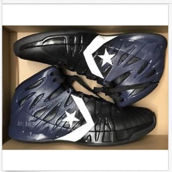Converse MVP Mid Flywire Navy Black Shoes fd6b046dd